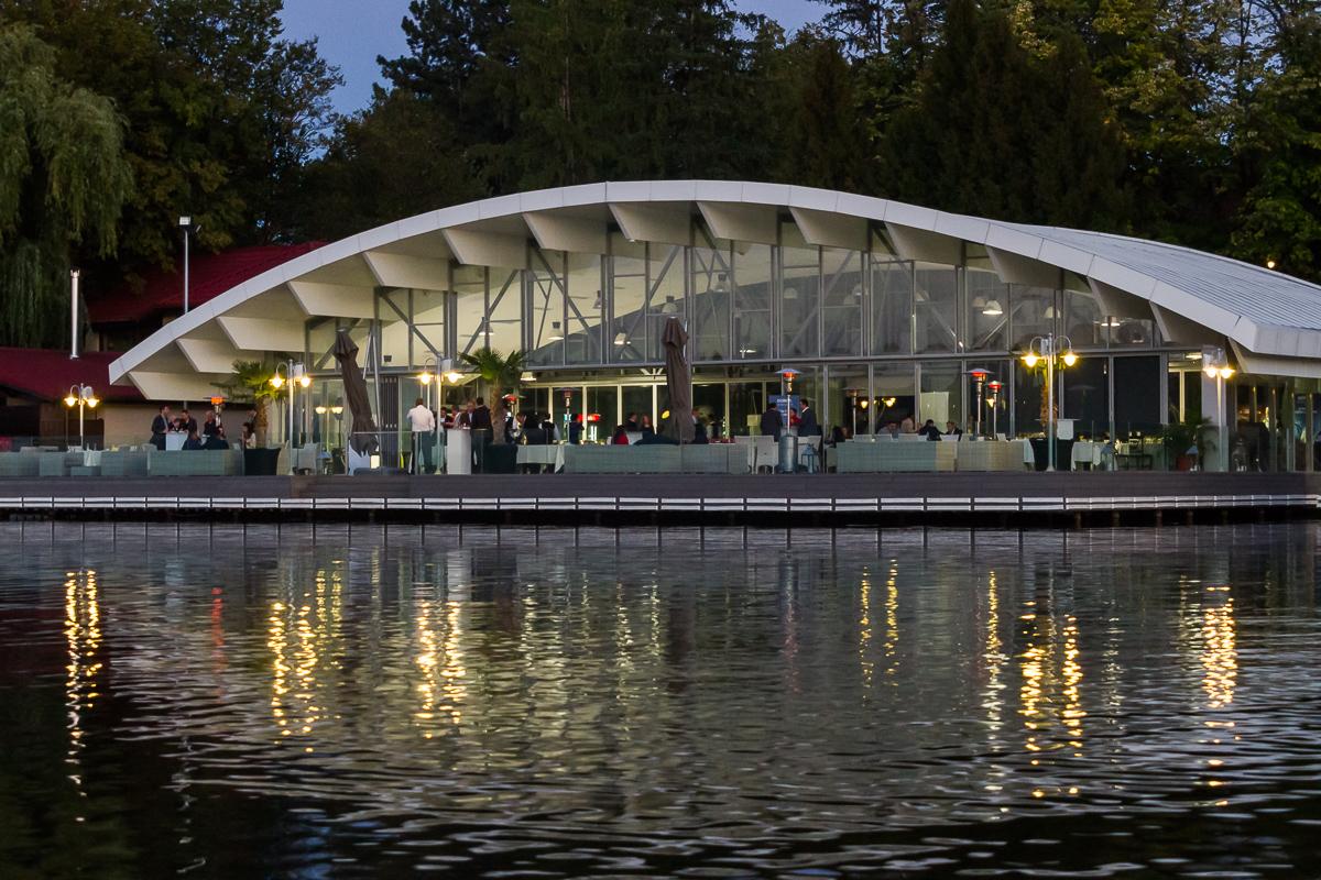 The Lake Pavilion