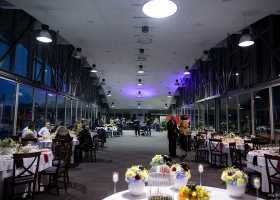 In interiorul unui eveniment privat