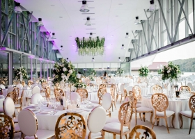 Decor Pavilion Snagov Club