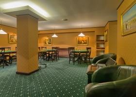 Camera pentru poker in salonul de jocuri